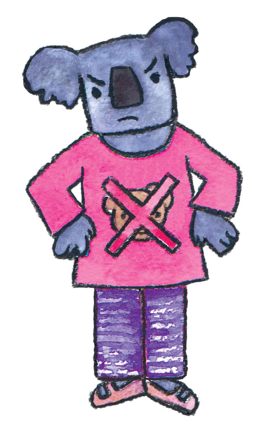 Koala not a Bear