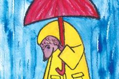 Pangolin Rain
